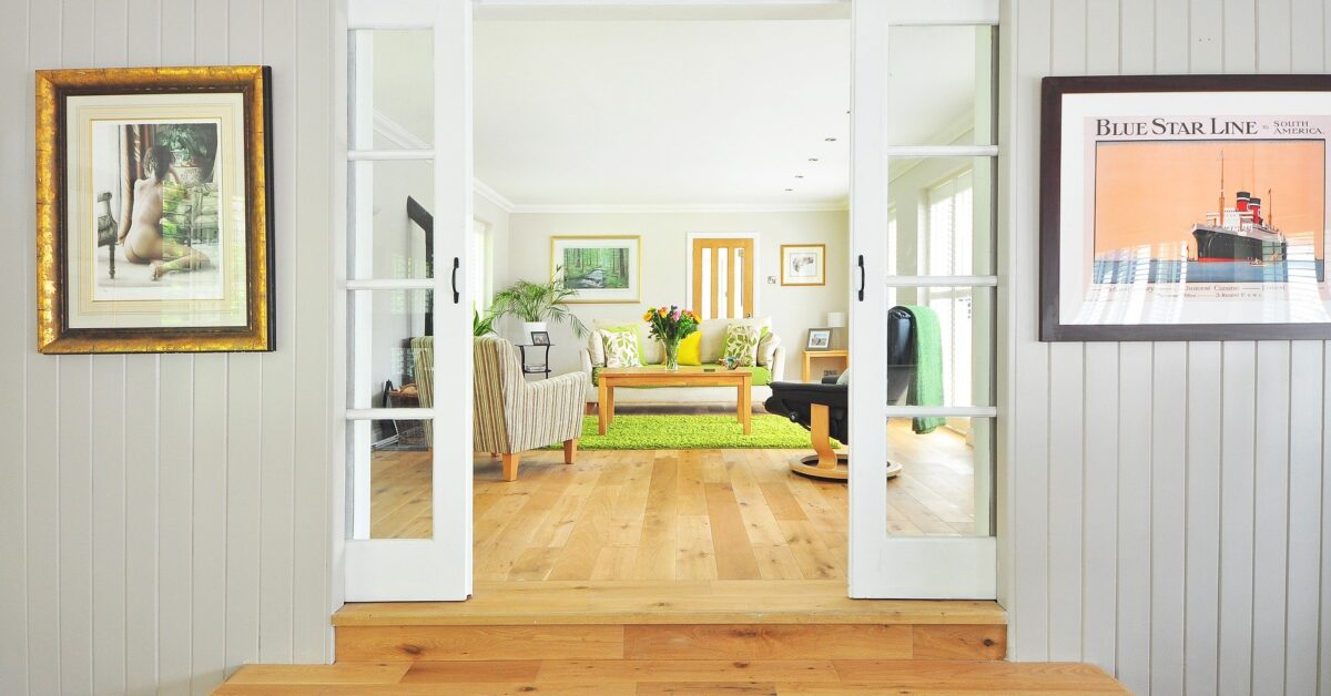 Create a home remodeling plan with 4 simple steps