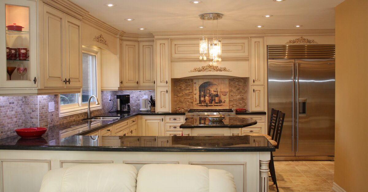 A List of Kitchen Countertops To Give Your Home An Ecstatic Feel