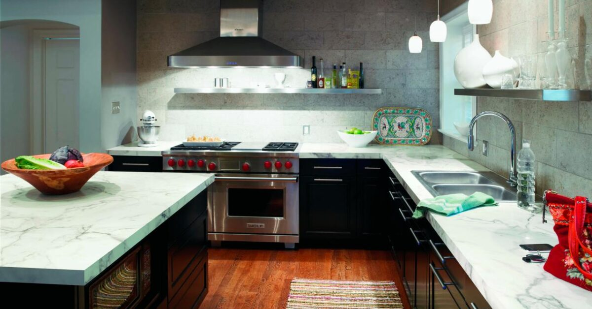 What makes Granite a Good Option for your Kitchen Countertops?